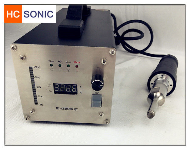 Lightweight Compact Ultrasonic Welding Equipment / Ultrasonic Welding Pencil
