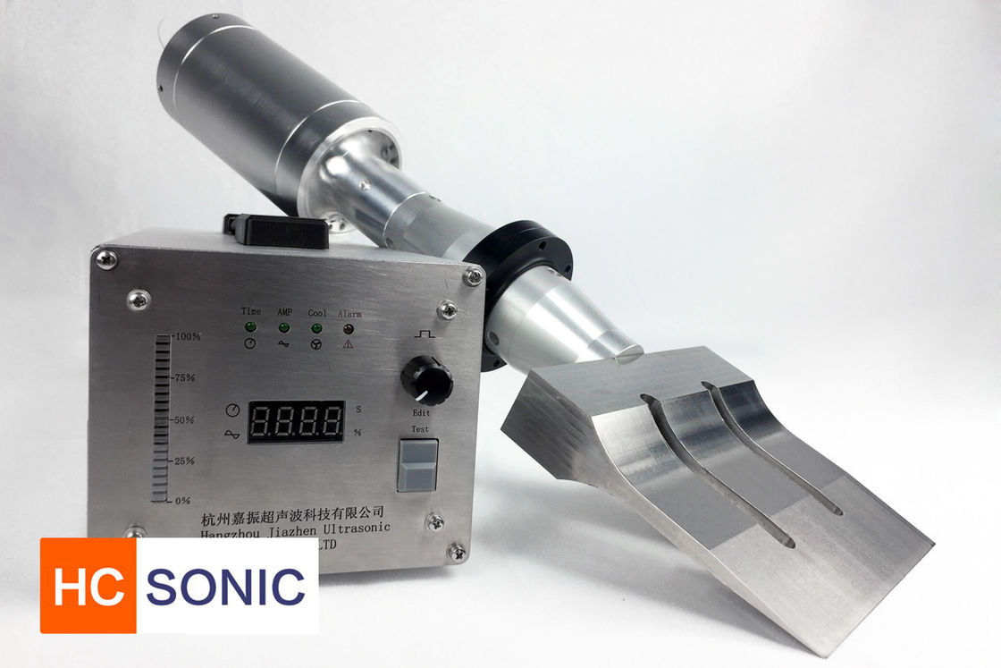 20Khz Ultrasonic Cutting Equipment Installed In Branson Cutting Machines