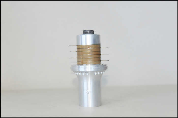 High Amplitude Ultrasonic Welding Transducer For Assembly Welding Machine
