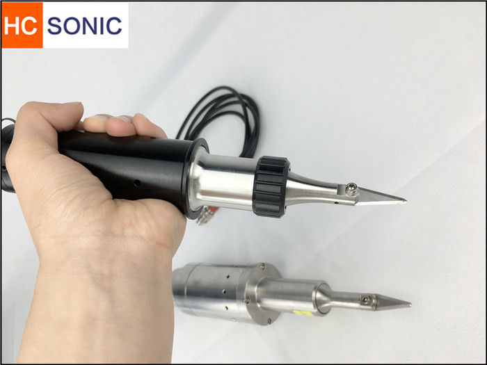 Robot Mounted Ultrasonic Cutting Equipment Probe High Frequency Micro Joining