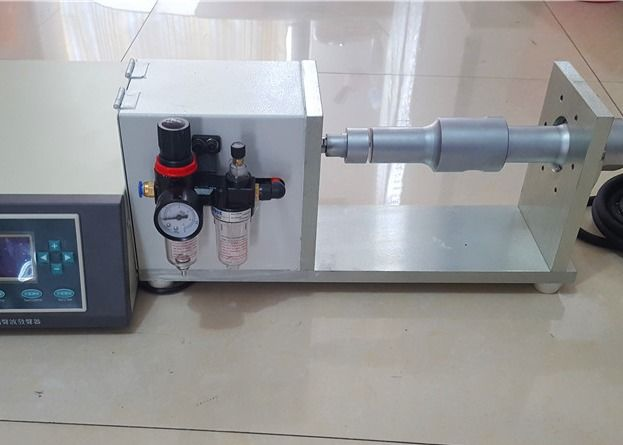 Ultrasonic Stripper Mineral Insulated Cable Stripping Machine For 3mm - 8mm Wire Diameter